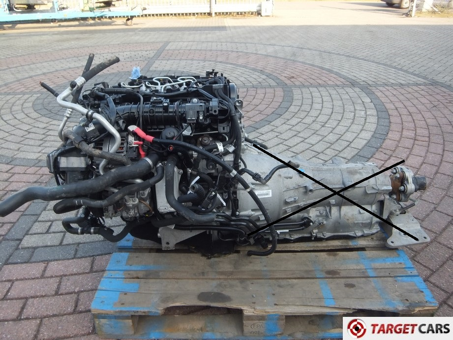 BMW 520D F10 ENGINE 09-2013 N47D20O1 1995C EU6