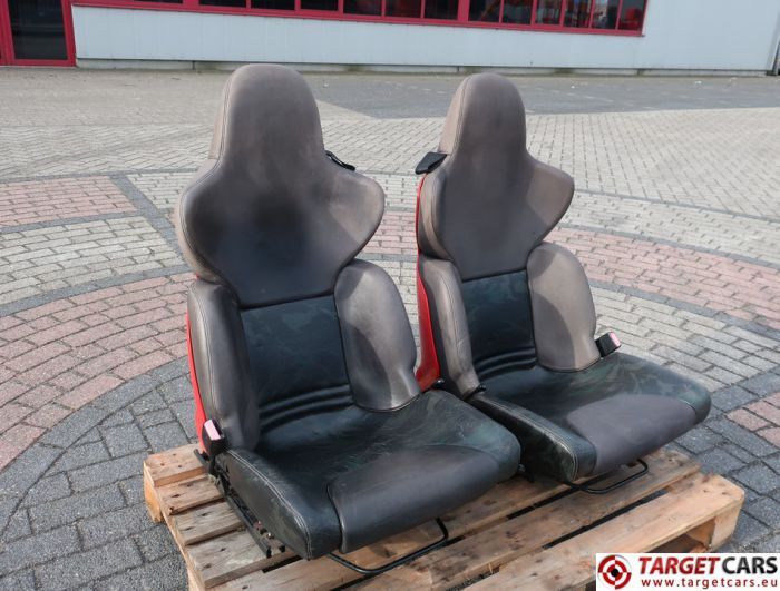 BMW Z1 ROADSTER SET OF ORIGINAL SEATS USED