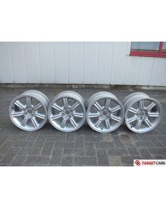 BMW Z1 SET OF ORIGINAL ALU RIMS WITHOUT TYRES