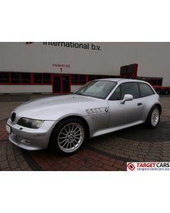 BMW Z3 COUPE 3.0L 231HP AUT E36 05-02 SILVER 113269KM LHD
