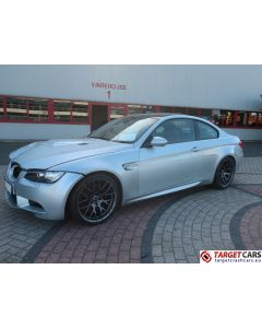 BMW M3 E92 COUPE 4.0L V8 420HP MANUAL 6SPEED 01-08 SILVER 78406MIL RHD