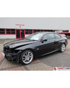 BMW 330I E92 COUPE M-SPORT 3.0L 6-CYL 272HP AUT 02-10 BLACK 96910MIL RHD