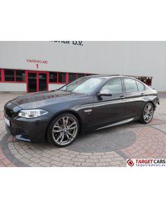 BMW M550D XDRIVE SEDAN AUT F10 381HP DARKGREY 07-13 126938KM LHD