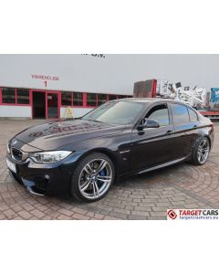 BMW M3 F80 SEDAN 431HP M-DCT 07-14 BLACK 431HP 83798KM LHD