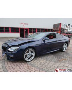 BMW 640D COUPE F13 M-SPORT AUT 09-12 54517KM BLUE LHD
