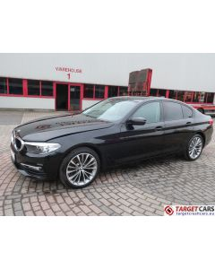 BMW 520D G30 SEDAN 04-19 17118KM BLACK EURO 6 LHD
