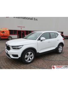 VOLVO XC40 2.0 D3 DIESEL GEARTRONIC MOMENTUM 150HP 03-19 35993KM WHITE EURO 6 LHD
