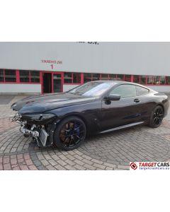 BMW M850I COUPE G15 M-SPORT 530HP AUT 11-18 21632KM BLACK LHD