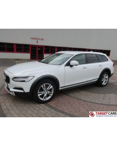 VOLVO V90 D4 DIESEL CROSS COUNTRY AWD AUT 03-17 69535KM WHITE LHD