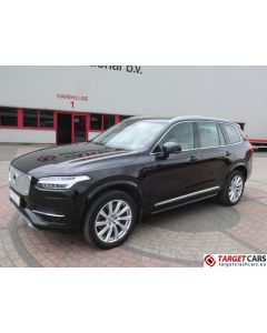 VOLVO XC90 T8 TWIN ENGINE HYBRID AUT 8V INSCRIPTION 02-16 71836KM BLACK LHD