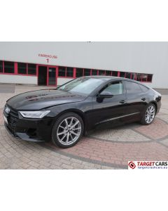 AUDI A7 SPORTBACK 2.0TDI AUT NAVI LEATHER 02-19 BLACK 204HP 44093KM LHD