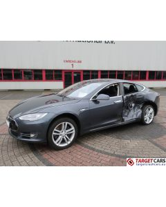 TESLA MODEL S 85D SEDAN 422HP 05-15 137844KM GREY LHD