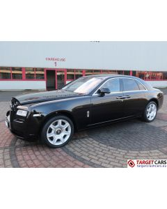 ROLLS ROYCE GHOST FAMILY RR4 6.6L V12 571HP 08-15 98802KM BLACK LHD