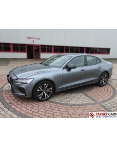 VOLVO S60 RECHARGE T8 TWIN ENGINE HYBRID AWD AUT R-DESIGN 10-20 14032KM GREY LHD