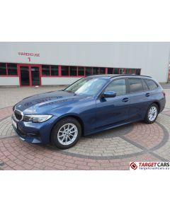 BMW 318D G21 AUT TOURING AUT NAVI 01-21 BLUE 136HP 2630KM LHD