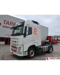 VOLVO FH500 GLOBETROTTER 4x2 TRUCK TRACTOR 07-16 394367KM WHITE EURO6 LHD