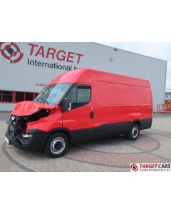 IVECO DAILY 35S12 HI-MATIC AUT L2H2 PANEL VAN 116HP RED 08-18 29074KM EURO-6 LHD